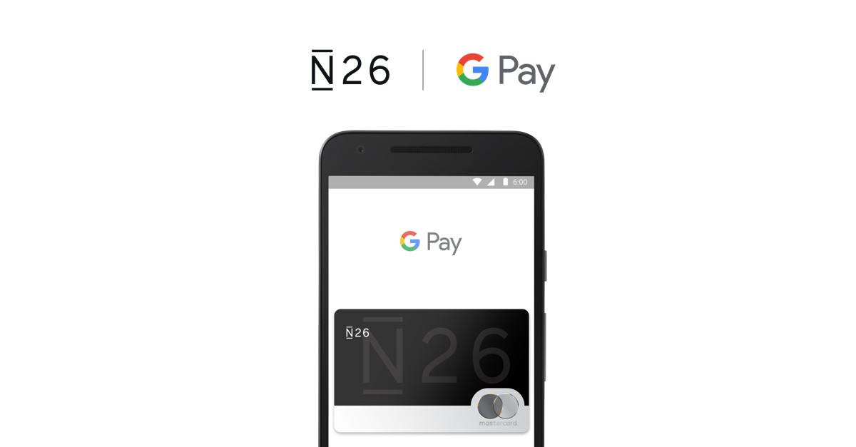 carta n 26 google pay