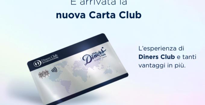 carta di credito diners club