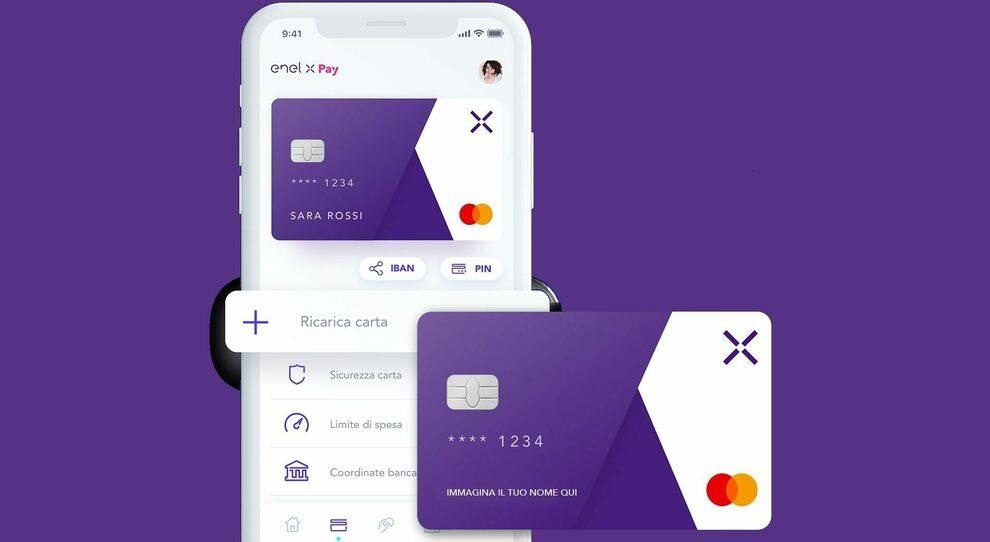 Enel X Pay Conto Corrente e Carta
