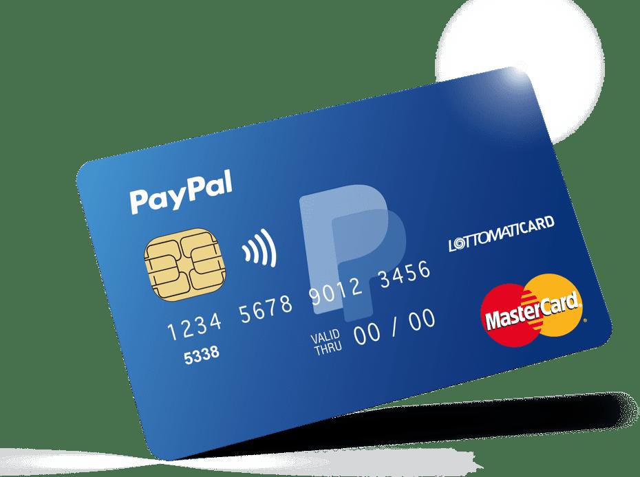 Carta Paypal
