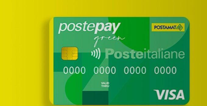 Postepay Green