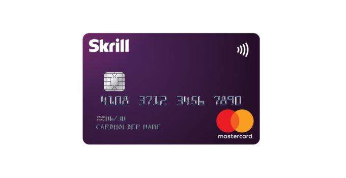 Carta Skrill