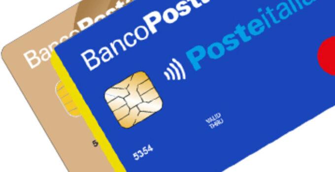 Carte di Debito BancoPosta